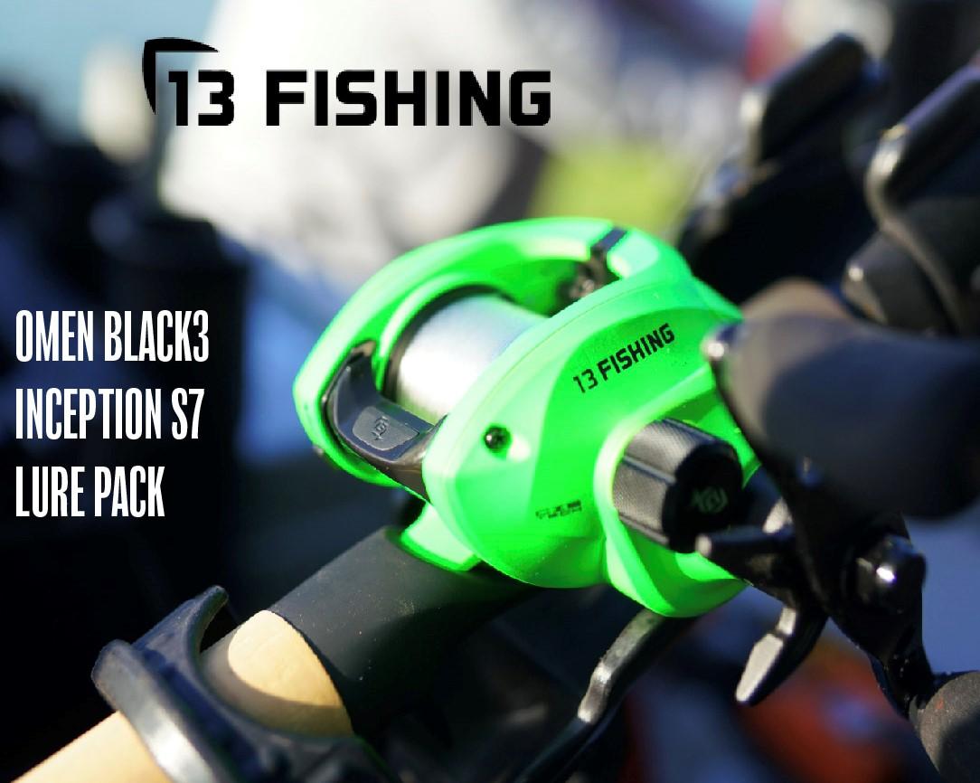 YakAttack 40K Giveaway -  13 Fishing
