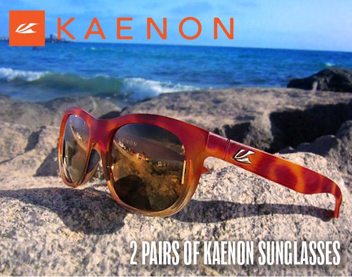 YakAttack 40K Giveaway - Kaenon