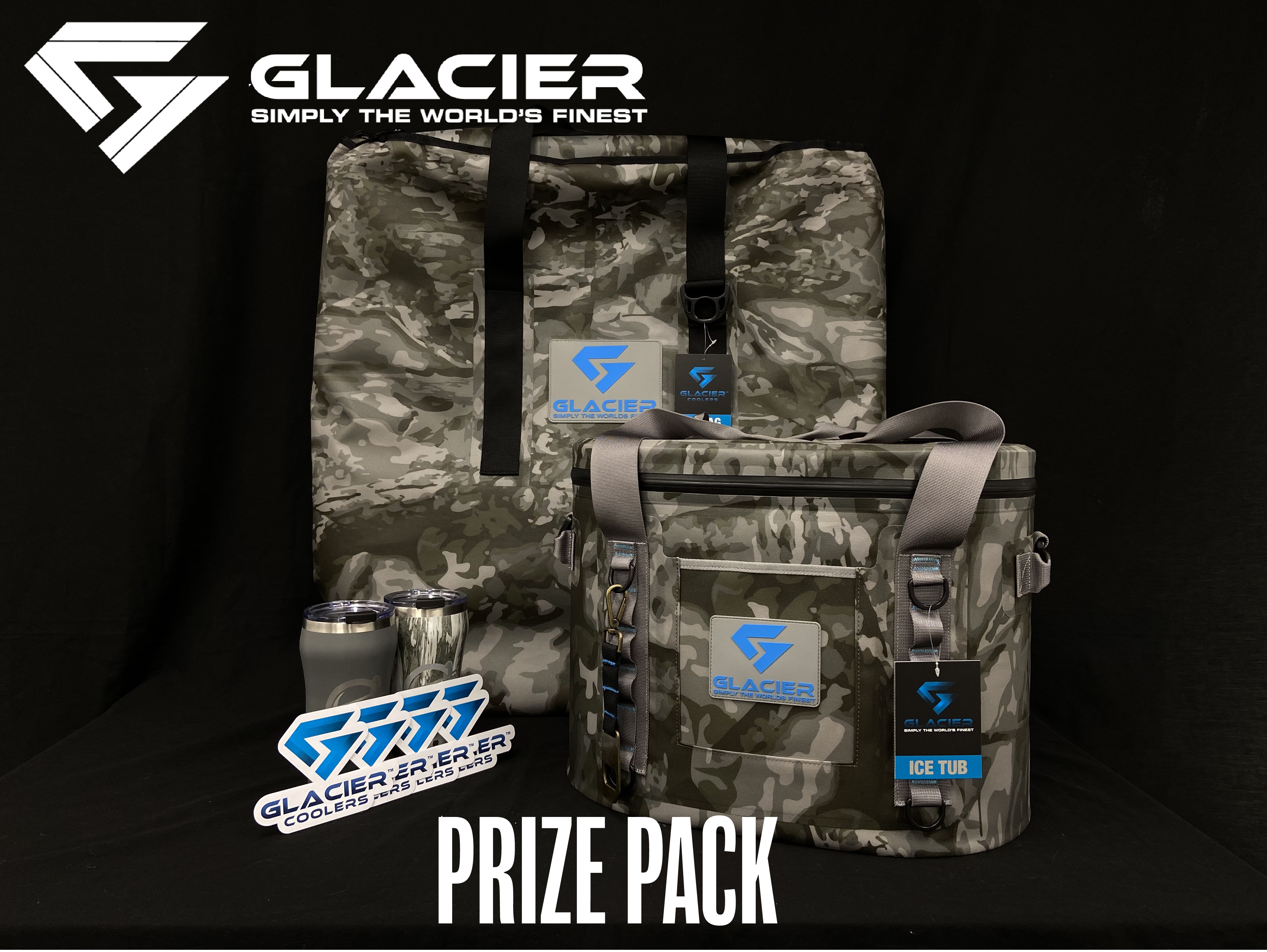 YakAtatck 40K Giveaway - Glacier Coolers