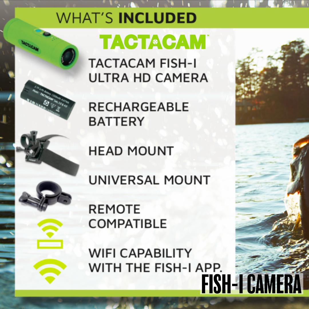 YakAttack 40K Giveaway - Tactacam