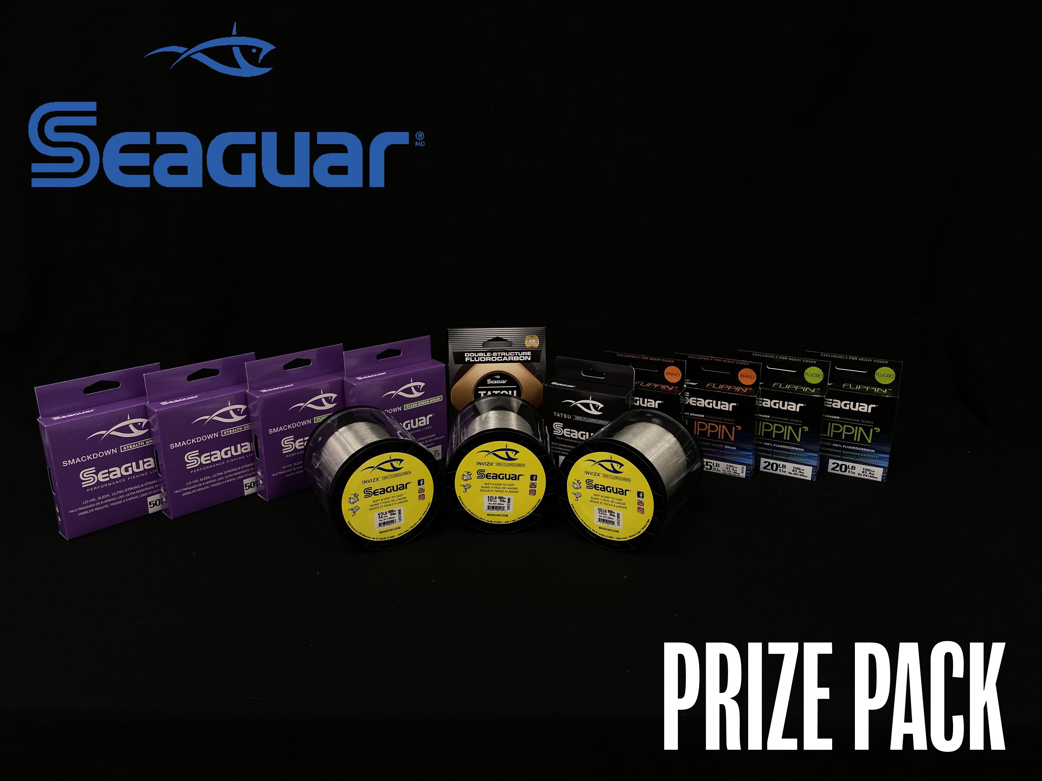 YakAttack 40K Giveaway - Seaguar