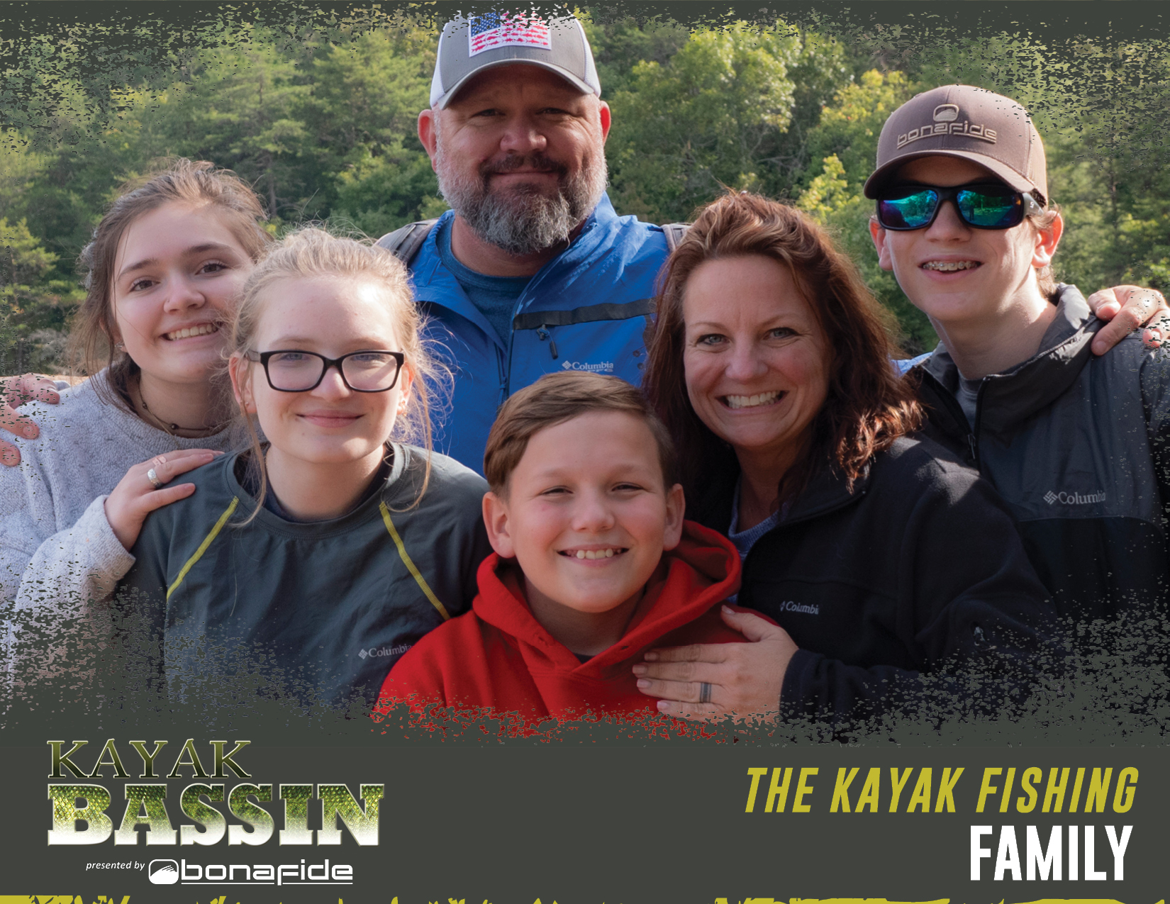 Kayak Bassin with Chad Hoover sponsored by Bonafide Kayaks