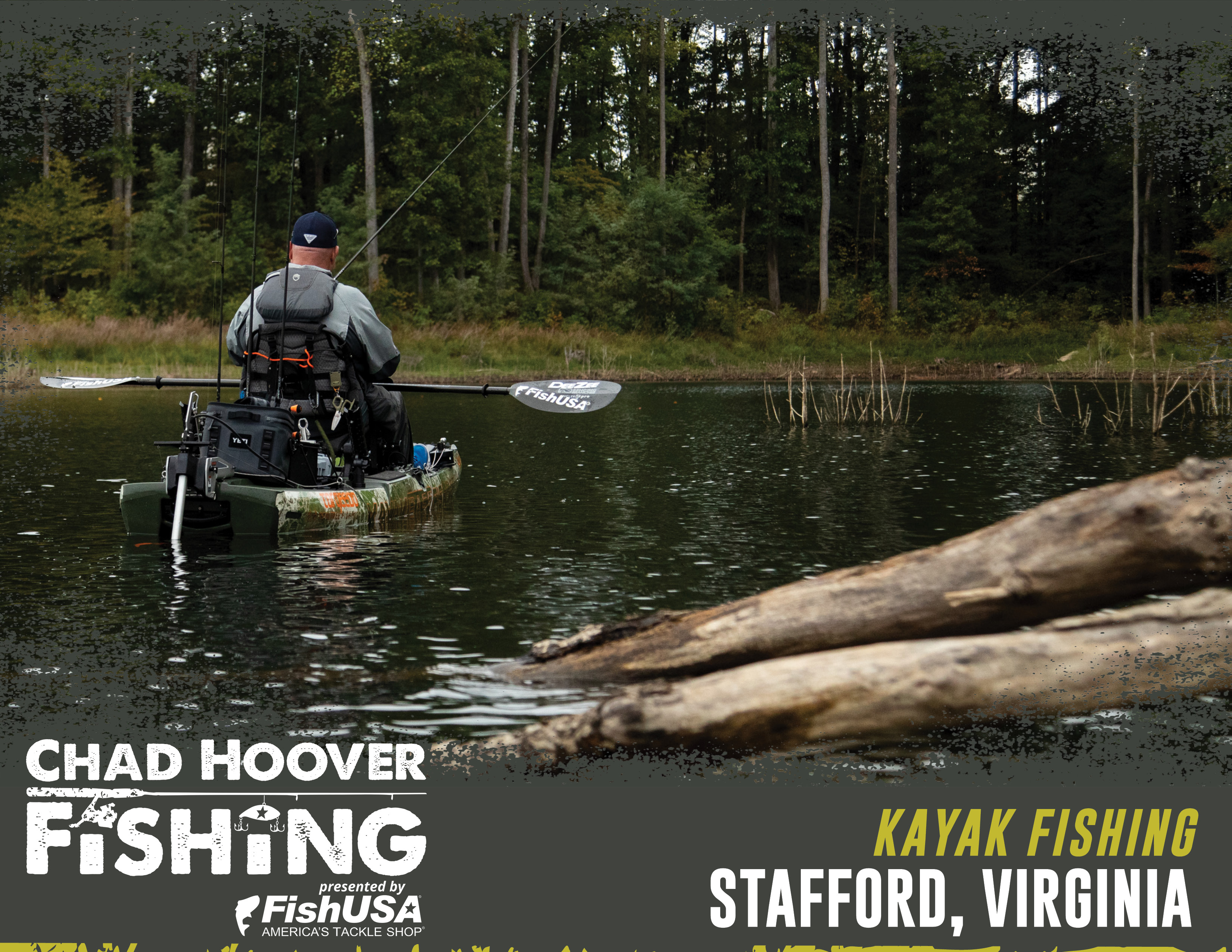 Episode 1 of chad hoover fishing in stafford Virginia